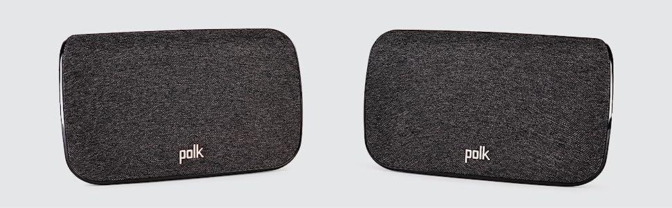 Par de Surrounds SR2 para barras de sonido Magnifi y React Series