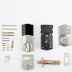 kwikset, smartcode, autolock, smartkey, deadbolt, door lock