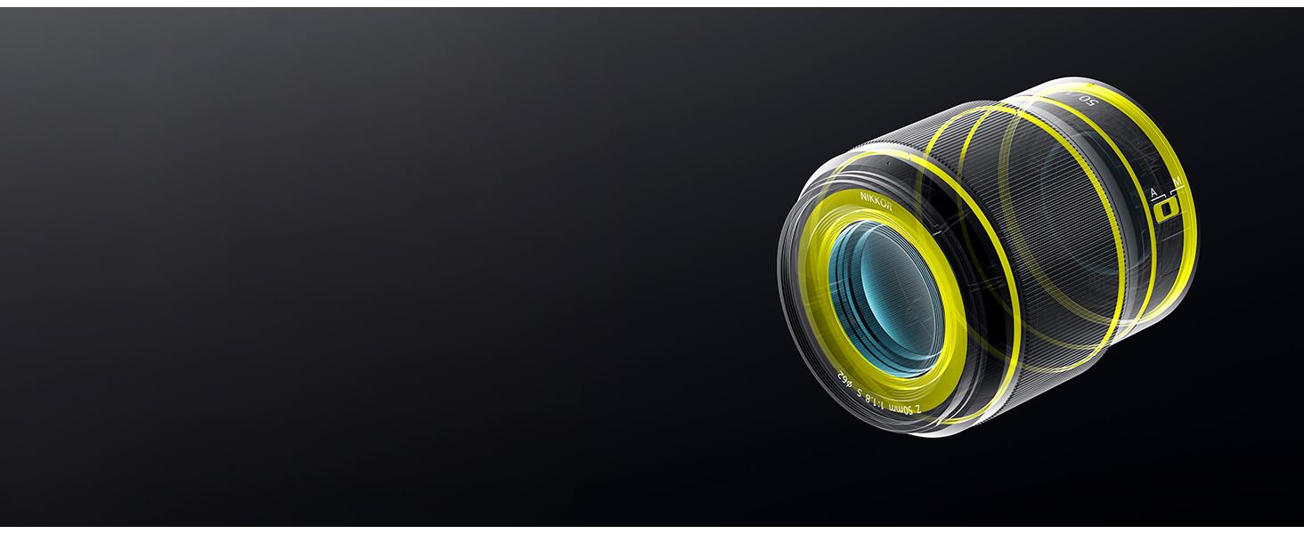 NIKKOR Z 50mm f/1.8 S
