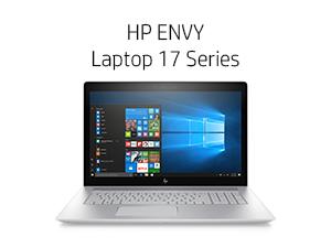 HP ENVY Laptop 17 Series