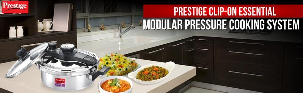 Prestige Modular Pressure Cooking System