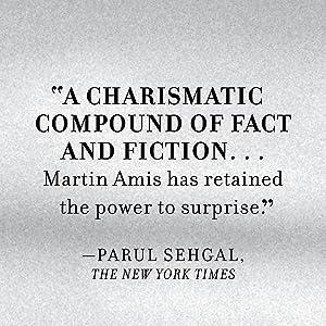 inside story;martin amis;gifts for men;books for men;literary fiction;humor fiction;gifts for guys