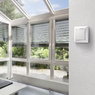 bosch smart home unterputz rollladen steuerung ebay. Black Bedroom Furniture Sets. Home Design Ideas