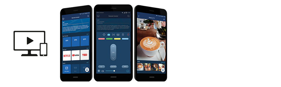 app remote now smartphone
