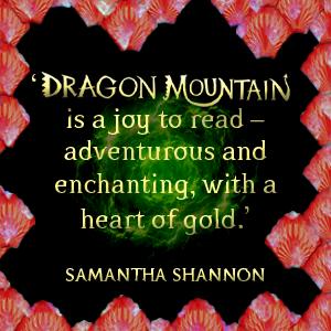 Dragon Mountain Quote