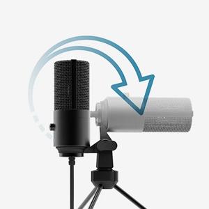 adjustable mic