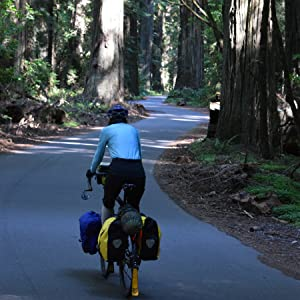 cycling the pacific coast, long-distance bicycle route, adventure cycling association
