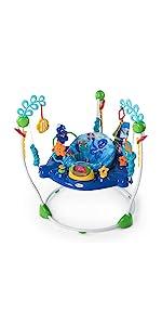 Baby Einstein, baby, baby gear, activity, jumper, bouncer, saucer, exersaucer