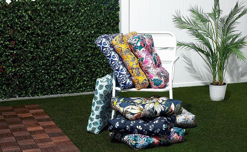 Vera Bradley Classic Accessories Patio chair cushion