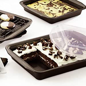 Circulon Bakeware Easy Cleanup