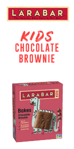 Larabar Chocolate Chip Brownie Bars