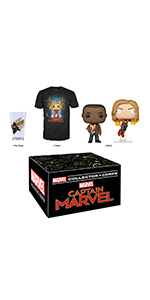 Captain Marvel, Marvel, Marvel Collector Corps