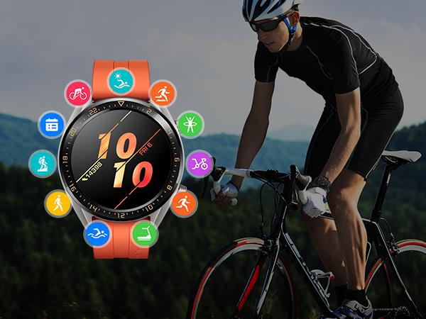 Huawei Watch GT Active - Reloj Inteligente, Verde, 46 mm, Reloj+Correa: Amazon.es: Electrónica