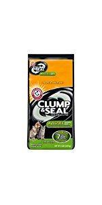 Clump & Seal Naturals