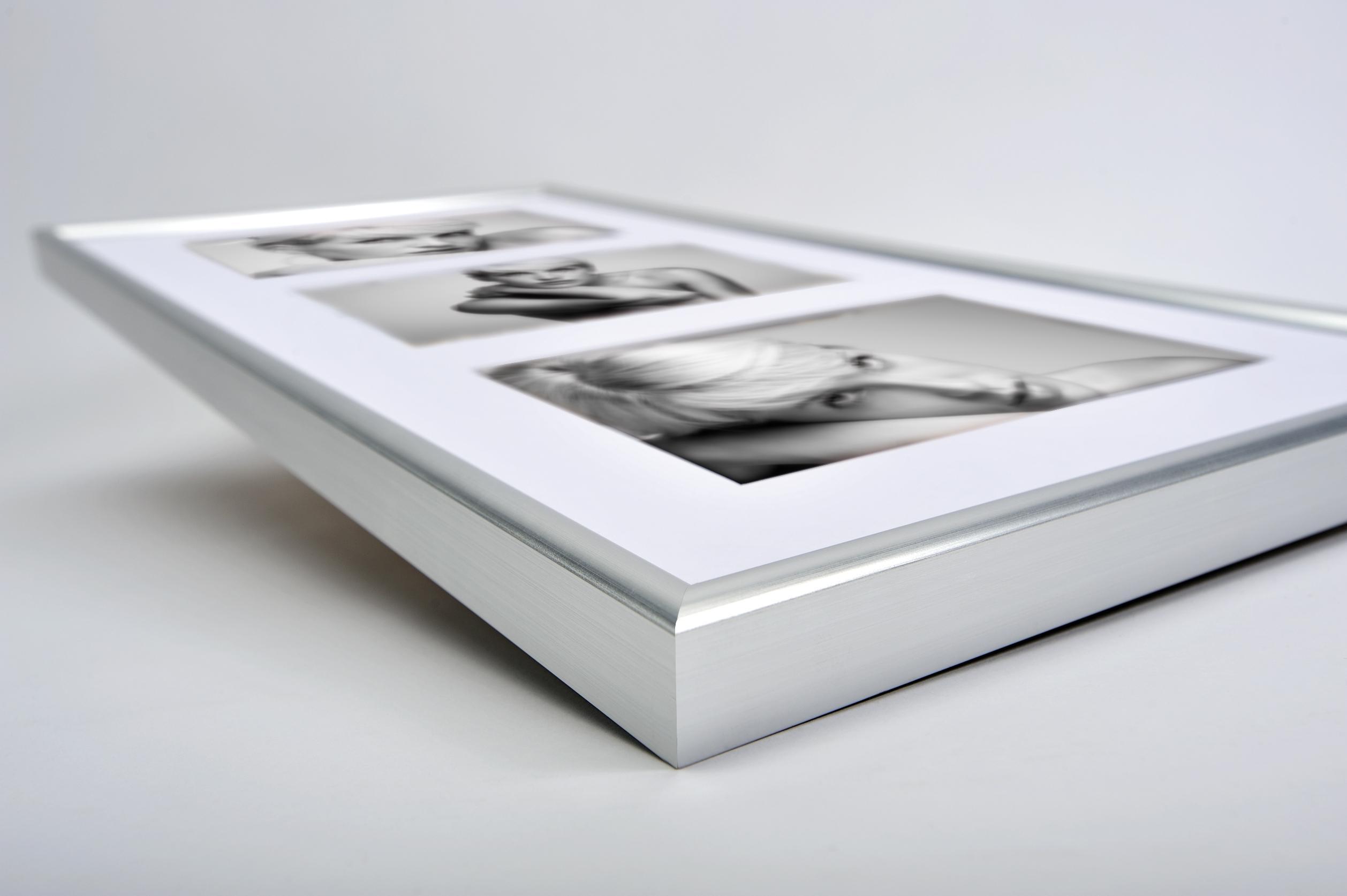 Amazon.de: Walther Bilderrahmen Kunststoffrahmen Galeria 21x29, 7 ...