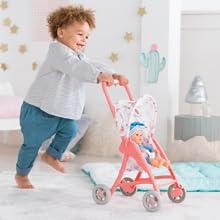Corolle, Premium Baby Dolls, Accessories, Toy Stroller