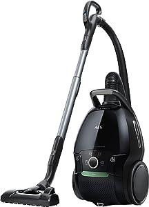 AEG VX9-4-ÖKO Aspirador Trineo, 460 W, 69 dB, Negro ébano/verde [Clase de eficiencia energética A++]: Amazon.es: Hogar