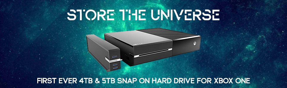 xbox hard drive