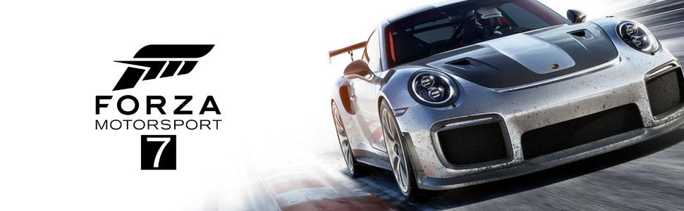 Forza, Forza Motorsport, Forza Motorsport 7, corrida, carros corrida