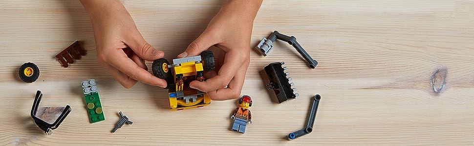 LEGO City Construction Loader