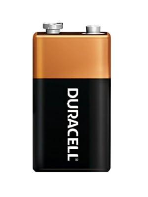 duracell coppertop 9v alkaline batteries long lasting all purpose 9 volt. Black Bedroom Furniture Sets. Home Design Ideas