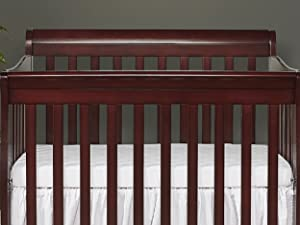 Made of Solid Pinewood crib aden mini crib for baby