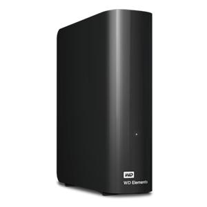 WD Elements Desktop, HDD