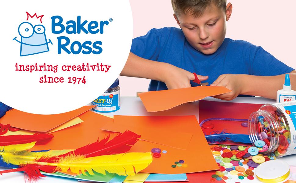 FOGLI di carta velina asstd colori A4 o A5 RAINBOW KIDS attività Art /& Crafts Set