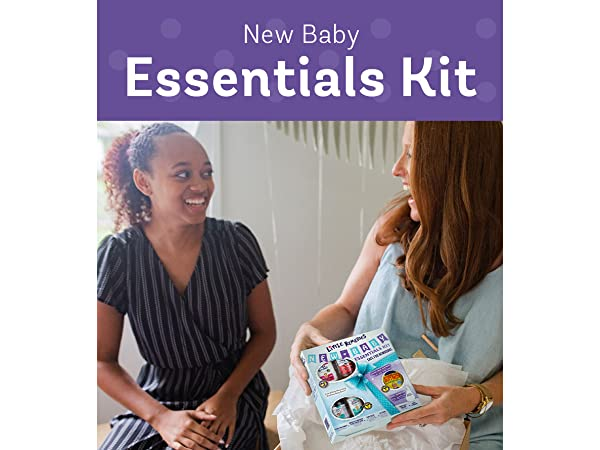 Makes a great baby shower gift for any new parent