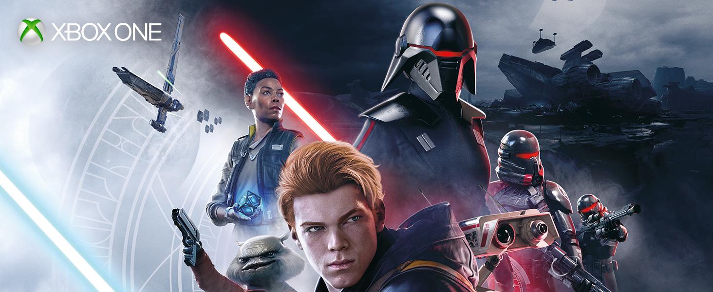Xbox One X Star Wars Jedi Fallen Order