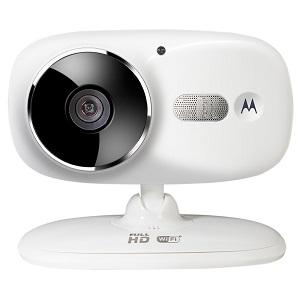 Camera de monitoramento Focus 86 Branca virada para o centro