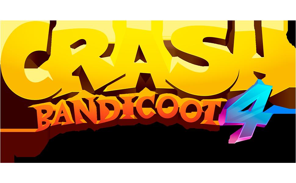 Crash 4 Logo