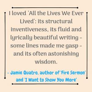 Review from Jamie Quatro