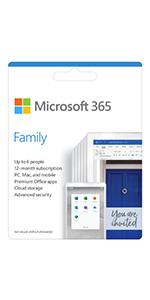 M365 Family