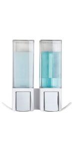 Dispenser, Shampoo, Conditioner, Soap, Organization