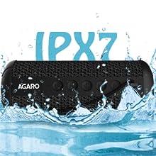 IPX 7 Waterproof