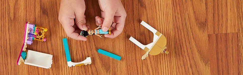 LEGO | Disney Jasmine's Petite Tower