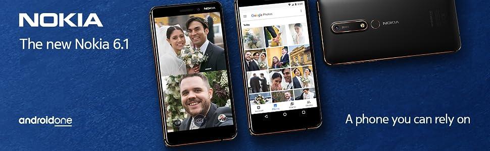 Nokia 6.1 Banner