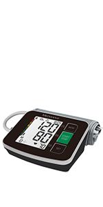 medisana BU 510 Tensiómetro de brazo sin cable, pantalla de ...