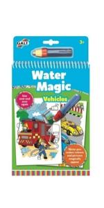 Water Magic - Vehicles
