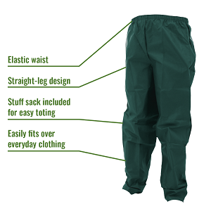 Pant Product Callout