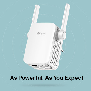 TP-link Range Extender TL-WA855RE Wi-Fi WiFi Wireless Booster repeater 300Mbps Speed Coverage N300