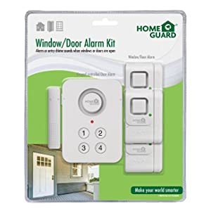 Homeguard HGWAK610 Kit de Seguridad, Blanco: Amazon.es ...
