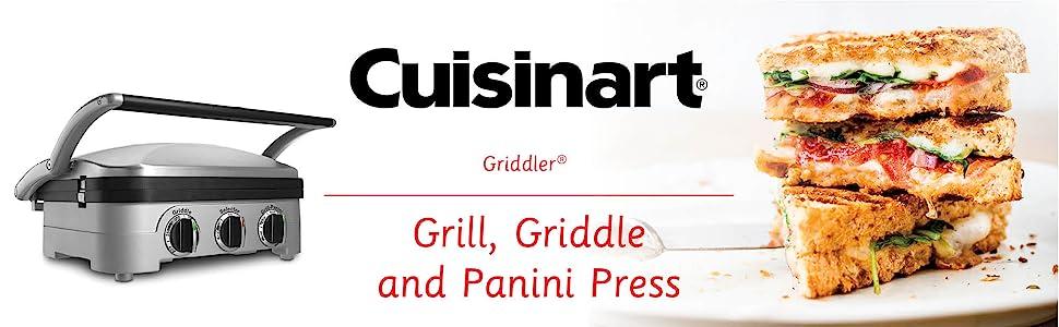 Cuisinart GR-4N Griddler