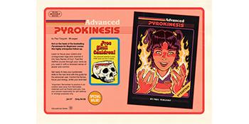 pyrokinesis, occult, magic, firestarter