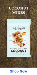 Sahale Snacks Coconut Snack Mixes