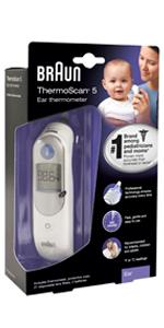 Amazon.com: Braun Digital No-Touch Forehead Thermometer: Health ...