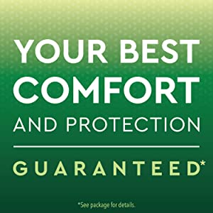 Your best comfort and protection