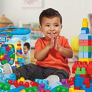 Mega Bloks DCH63 Niño 80pieza(s) Juego de construcción - Juegos de construcción,