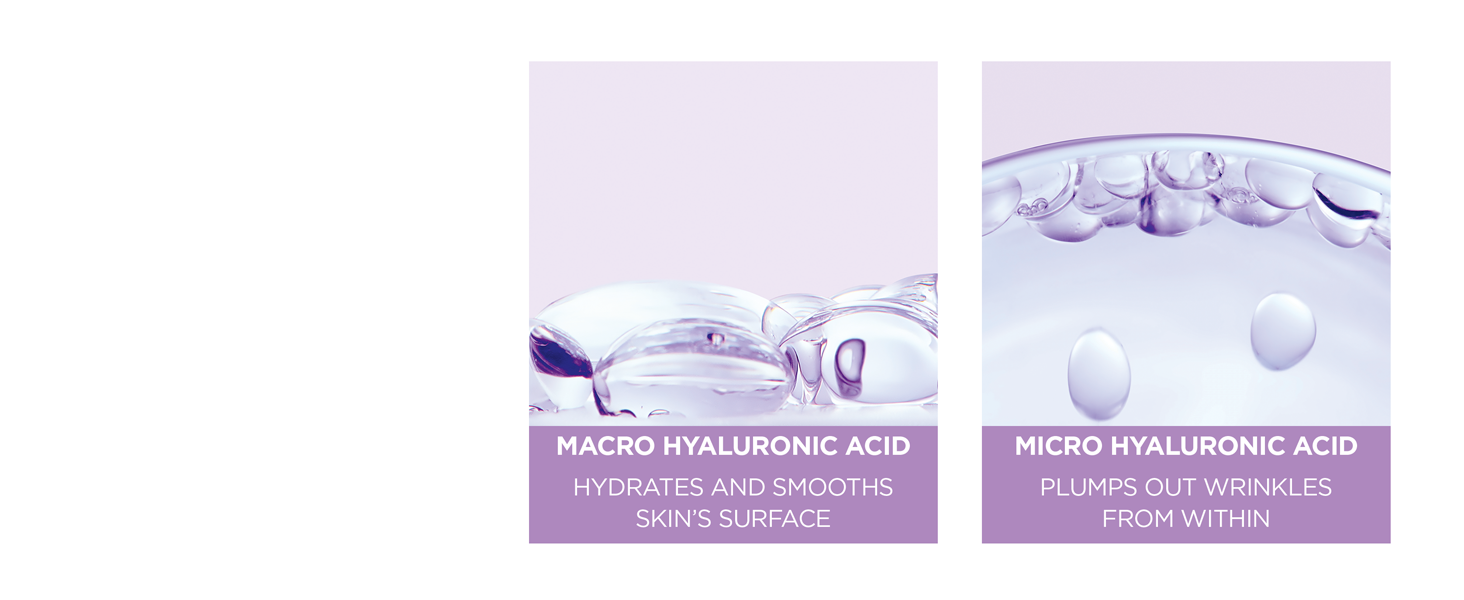 L'Oréal Paris Revitalift Filler 1.5% Hyaluronic Acid Serum, Hyaluronic Acid Serum, L'Oréal Paris